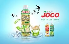 Nước trái cây JOCO - Vị sáng tạo và tốt cho sức khỏe với thành phần trái cây tự nhiên