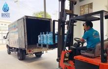 Công ty Nước Đá Hồng Phúc ra mắt Nước Tinh Khiết Rosée Water