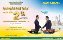 Nam A Bank tiếp tục ưu đãi lãi vay hỗ trợ khách hàng mùa dịch Covid-19