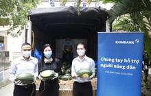 Eximbank hỗ trợ người dân trong mùa dịch Corona