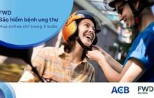 ACB triển khai bảo hiểm online với mức phí chỉ 99.000 đồng