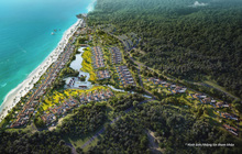 Dinh thự biển hấp dẫn giới siêu giàu tại Việt Nam