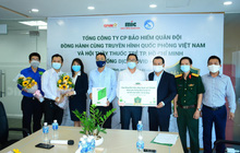 MIC đồng hành cùng Hội thầy thuốc trẻ Tp. Hồ chí Minh tham gia chống dịch Covid-19