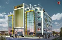 Tháng 6/2020 Bcons đưa vào khai thác tòa nhà văn phòng Bcons Tower II