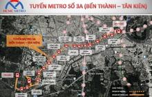 """Trung tâm hành chính Bình Chánh đứng trước cơ hội """"vàng"""" nhờ tuyến Metro 3A"""
