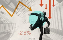 Khối ngoại bán ròng 9 tuần liên tiếp trên HoSE, trị giá 10.270 tỷ đồng