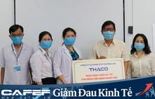 Thaco tiếp tục tài trợ thiết bị y tế hơn 3,6 tỷ đồng hỗ trợ phòng chống dịch bệnh Covid-19