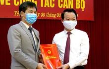 Bí thư Thành ủy Yên Bái được bổ nhiệm giữ chức Giám đốc Sở Tài chính
