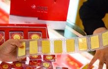 Phiên giao dịch đầu tuần, giá vàng bám sát 48 triệu đồng/lượng