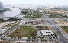 2 dự án ở Thủ Thiêm có giá trên 125 triệu đồng/m2