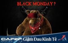 """""""Black Monday"""" trong tháng 3: 4/5 phiên giao dịch Thứ Hai giảm sâu, có phiên giảm kỷ lục trong 18 năm"""