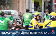 Grab, be, Mai Linh Taxi đồng loạt phát thông báo dừng vận chuyển khách, các dịch vụ giao đồ ăn, giao hàng vẫn được duy trì