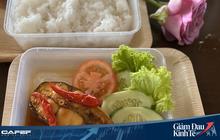 Doanh nghiệp xuất khẩu gạo, cá tra chuyển sang bán cơm online bình ổn giá với giá 12.000 đồng/món