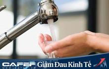 Sawaco miễn tiền nước 3 tháng cho hộ nghèo và các khu cách ly tập trung