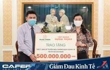 Tập đoàn Hưng Thịnh trao tặng 2,5 tỷ đồng, 250.000 khẩu trang và 1.000 bộ trang phục phòng hộ cho các y, bác sỹ tuyến đầu chống dịch
