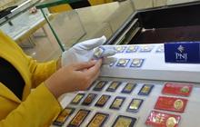 Giá vàng bất ngờ tăng vọt lên 48,6 triệu đồng/lượng
