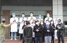 [Tin vui]: Thêm 11 bệnh nhân khỏi COVID-19