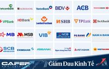 20 ngân hàng giảm mạnh lãi suất cho vay từ ngày 01/4, là những ngân hàng nào?