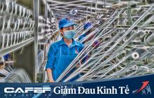 8 dây chuyền sợi sản xuất khẩu trang của VNPoly đang hoạt động hết công suất