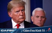 Tổng thống Trump mất 1 tỷ USD trong 1 tháng vì Covid-19