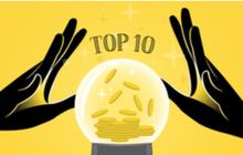 Top 10 cổ phiếu tăng/giảm mạnh nhất tuần: Mã mới lên sàn tăng trần 12 phiên liên tiếp