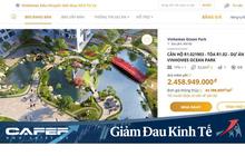 Bán nhà giữa đại dịch Covid-19, Vinhomes ra mắt Sàn Thương mại điện tử bất động sản đầu tiên tại Việt Nam
