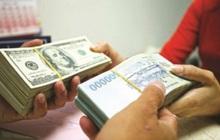 Tỷ giá USD ngân hàng bất ngờ tăng sau 3 tuần giảm liên tiếp