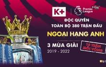 Nắm giữ bản quyền 3 giải bóng đá hấp dẫn nhất hành tinh, Truyền hình K+ vẫn lỗ gần 250 tỷ đồng trong năm 2019, nâng tổng lỗ lũy kế lên hơn 3.300 tỷ đồng