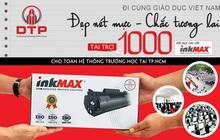 Công ty Cổ phần DTP trao tặng 1.000 hộp mực in cho các trường học tại TP.HCM