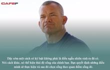 Cựu chỉ huy đặc nhiệm SEAL Mỹ đăng ảnh đồng hồ lúc 4h30 mỗi sáng lên MXH vì 1 lý do đặc biệt: Dậy sớm và kỷ luật bản thân không phải điều ngẫu nhiên có, nỗ lực mỗi ngày, thành công sẽ đến