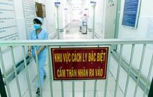 Việt Nam ghi nhận thêm ca mắc mới COVID-19, là bé trai từ Nga về