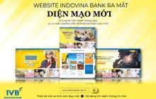 Indovina Bank ra mắt website và e-banking mới