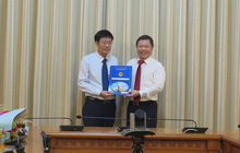 Ông Trần Thanh Tùng làm Chủ tịch UBND quận 8