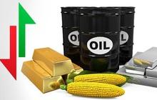 Thị trường ngày 2/6: Giá vàng tăng vì lo ngại tình hình ở Mỹ, đồng lên cao nhất 3 tháng