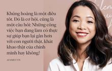 """Chuyên gia hướng nghiệp Milena Nguyễn: """"Đam mê"""" đang là thứ bị thổi phồng khi nhắc đến sự nghiệp"""