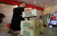 Các ngân hàng giảm vay mượn lẫn nhau