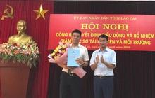 Lào Cai có tân Giám đốc Sở Tài nguyên và Môi trường