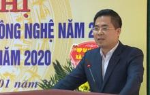 Phó Chủ tịch Thái Bình Nguyễn Hoàng Giang được bổ nhiệm làm Thứ trưởng Bộ KH&CN