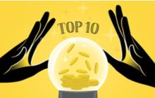 Top 10 cổ phiếu tăng/giảm mạnh nhất tuần: DBC, ITA tiếp tục góp mặt