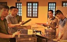 Phát hiện xe thư báo chở 40.000 bao thuốc lá lậu trị giá gần 1 tỉ đồng