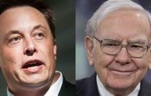 Bloomberg: Elon Musk hiện đã giàu hơn cả Warren Buffett