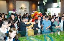 Giá trị vốn hóa của Novaland hiện vào khoảng 2,8 tỷ USD, đứng thứ hai trong 18 tập đoàn BĐS có vốn hóa trên 1 tỷ USD