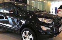 Tất tay dọn kho: Ford EcoSport hạ giá rẻ như sedan và tặng kèm hàng loạt ưu đãi