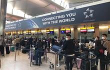 Thêm 340 công dân Việt Nam từ Anh về nước an toàn