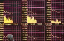 Nhóm cổ phiếu nóng nhất hạ nhiệt, TTCK Trung Quốc nhấp nháy báo động đỏ