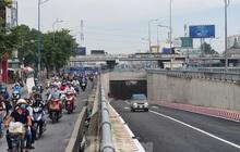 Cận cảnh hầm chui nút giao thông 3 tầng giải cứu kẹt xe cửa ngõ Sài Gòn