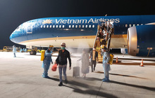 Hé lộ chuyến bay chưa từng có của Việt Nam
