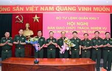 Triển khai quyết định nhân sự của Thủ tướng Chính phủ, Bộ trưởng Bộ Quốc phòng