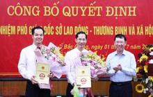 Bắc Giang có 2 tân Phó Giám đốc Sở Lao động - Thương binh và Xã hội