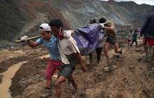 Lở đất mỏ ngọc bích Myanmar: 162 người chết, nhân viên cứu hộ chỉ chờ vớt xác